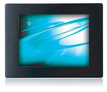 "12.1"" Fanless Touch Panel PC"