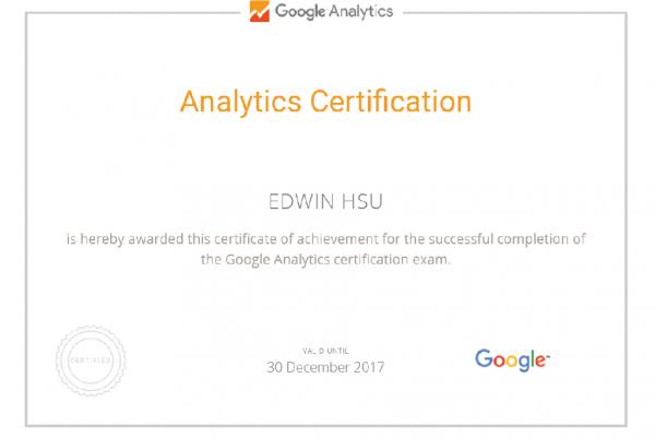 analytics_cert
